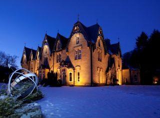Christmas at The Hall at Abbey-Cwm-Hir