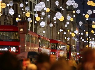 Christmas in London ©London and Partners