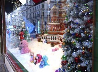 SChristmas in London ©visitlondon.com