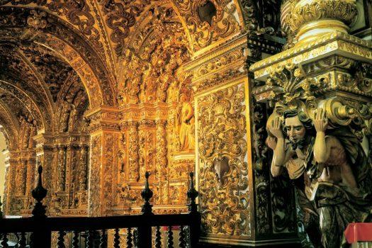 Igreja de São Francisco - Salvador Sao Francisco Church - Salvador Iglesia de Sao Francisco - Salvador