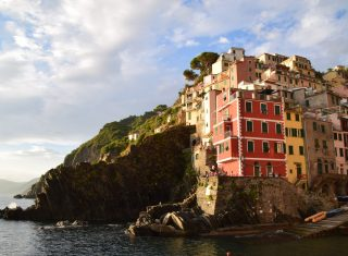 Cinque Terre, Liguria, group travel, (Genoa) NCN