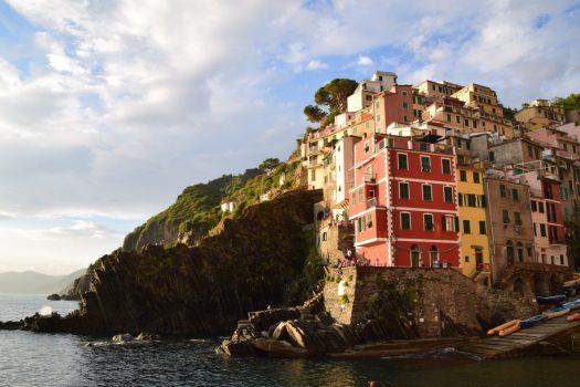 Cinque Terre, Liguria, group travel, (Genoa) NCN