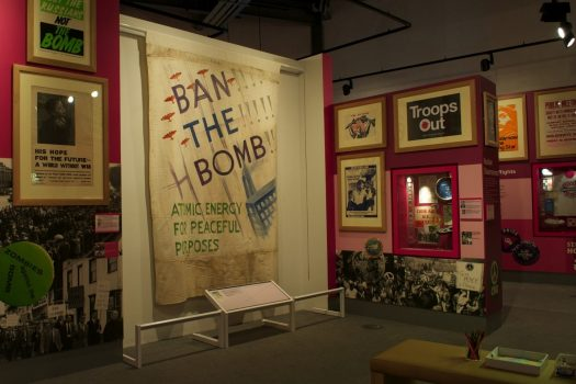 Citizen Section - the people's history museum, Manchester ©Peoples history museum