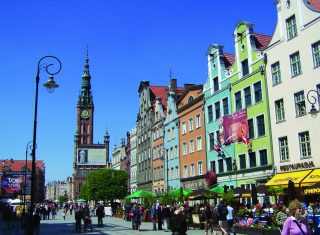 City Hall and Long Market Gdansk ©Poland Tourist Organisation