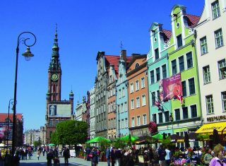 Gdansk Poland baltic