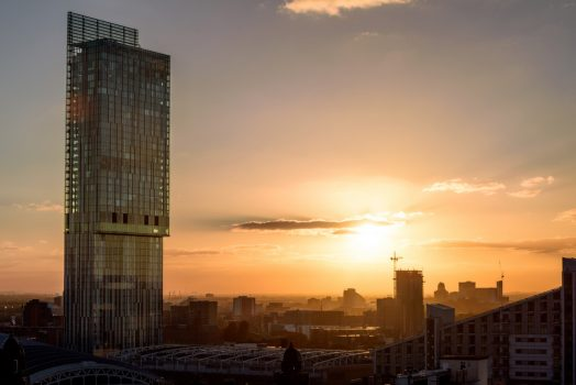 Cityscape from No1 Peters Square, Manchester-05 © Marketing Manchester and Rich J Jones