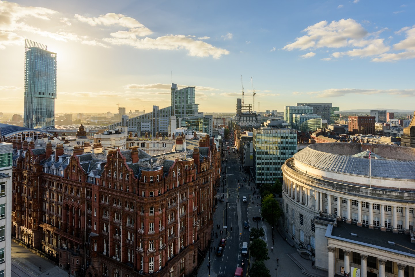 Cityscape from No1 Peters Square, Manchester-09 © Marketing Manchester and Rich J Jones