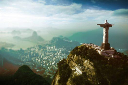 Corcovado, , Rio de janiero, Brazil