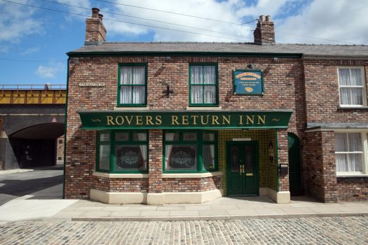 Coronation Street Tour, Manchester - Rovers Return Inn (01) © ITV