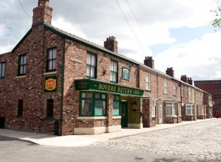 Coronation Street Tour, Manchester - The Street © ITV