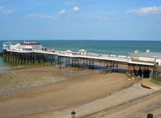 Cromer Pier ©visitnorfolk.co.uk
