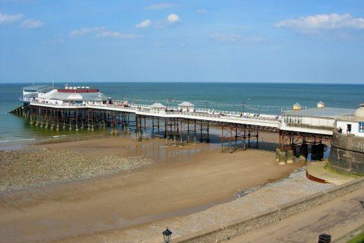 Cromer Pier ©visitnorfolk.co.uk