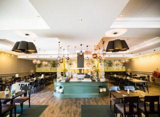 Crowne Plaza Antwerp, Belgium - Restaurant-Breakfast (02_NCN)