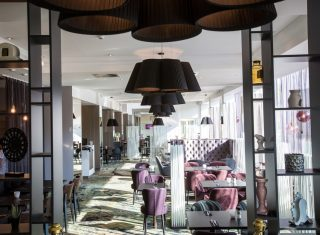 rowne Plaza Antwerp, Belgium - Restaurant (NCN)