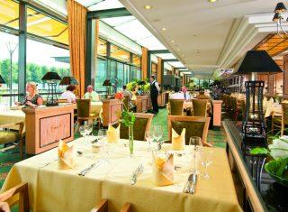 Maritim Hotel Dresden Restaurant