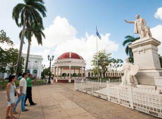 Cienfuegos, Palacio del Valle y Club Náutico, Cuba