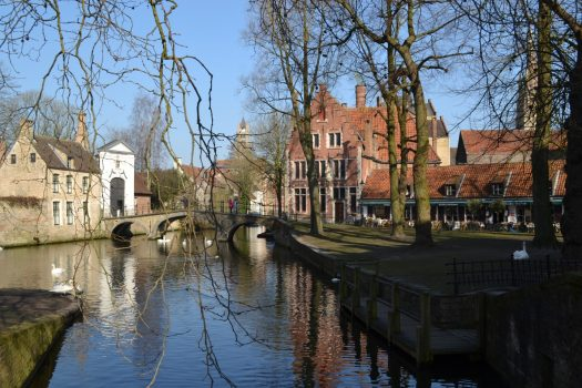 Canal in Bruges