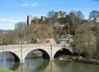 Group tour to Severn Valley and Ironbridge