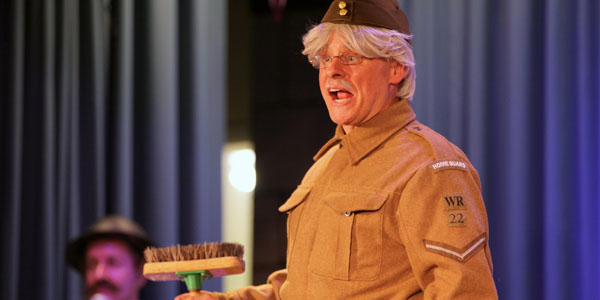 Dad's Army Don't Panic Comedy Show