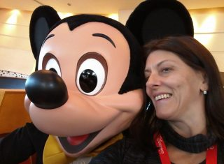 Dawn and Mickey