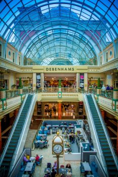 Debenhams ©The Intu Trafford Centre