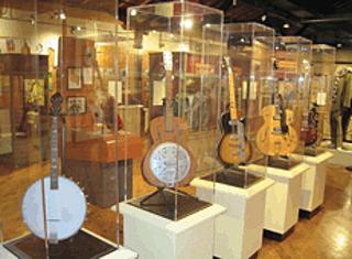 Delta Blues Museum Display ©Delta Blues Museum