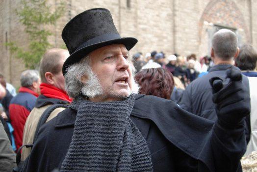 Dickens Festival 2008, Deventer, Netherlands, Holland, group travel, group tour, winter, © Gerard Dubois