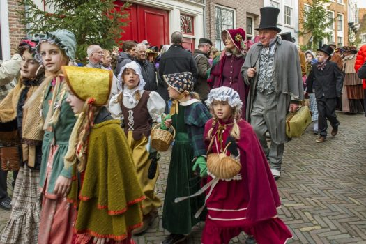 Dickens Festival 2015, Deventer, Netherlands, Holland, group travel, group tour, winter, © Gerard Dubois
