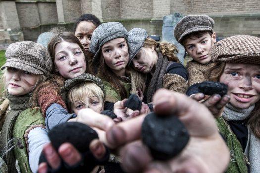 Dickens Festival 2016, Deventer, Netherlands, Holland, group travel, group tour, winter, © Ronald Hissink