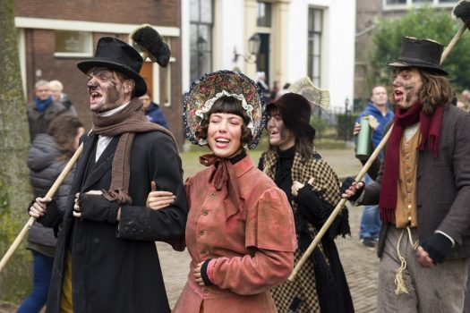 Dickens Festival, Deventer, Netherlands, Holland, group travel, group tour, winter