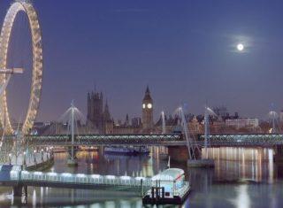 Dining Cruises - London (City Cruises) - Riverlights (01) ©citycruises.com