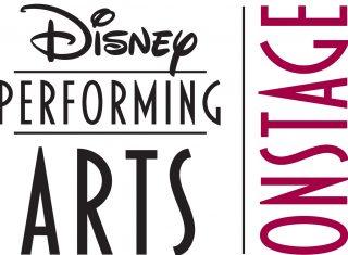 Disney Performing Arts Onstage Logo