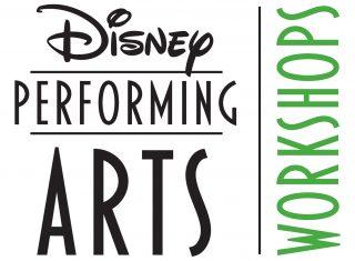Disney Performing Arts Workshops Logo