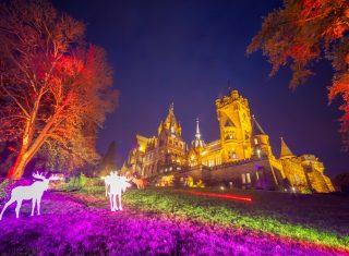 Germany, Drachenburg Castle, Christmas Market ©Foto Schloss Drachenburg gGmbH - Reinelt