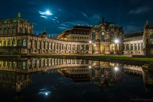 Germany, Saxony, Dresden, Dresden Zwinger Palace, Group Travel ©Sebastian Rose