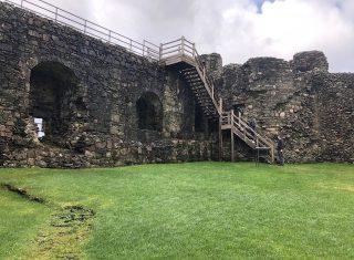 Dunstaffnage Castle, Scotland - Fam Trip March 2019