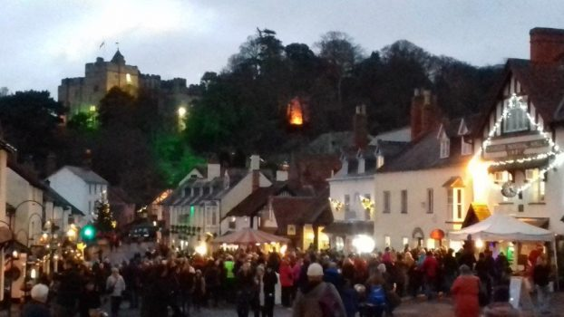 Dunster by Candlelight, Somerset (GHN-NCN)