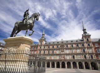 Plaza Mayor, Madrid, Spain © Madrid Destino