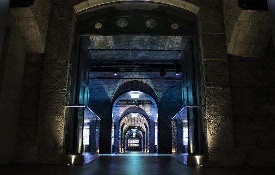 EPIC The Irish Emigration Museum, Dublin, Ireland - Entrance