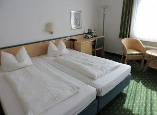 Ebertor, Boppard, Rhine Valley - double room