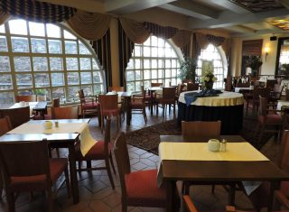 Ebertor, Boppard, Rhine Valley - restaurant