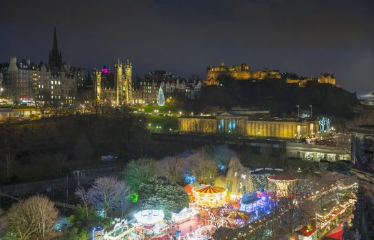 Five Great Cities Five Great Christmas Markets