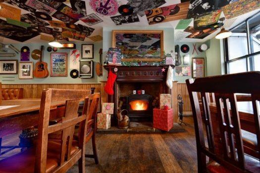 Eel Pie Island Pub, Twickenham
