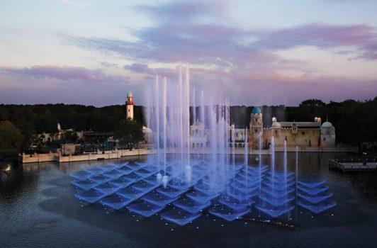 Efteling Theme Park, Netherlands, Holland, group travel