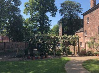 Elizabeth Gaskell's House - Gardens