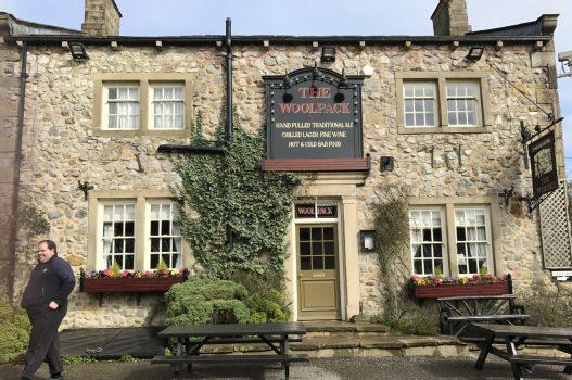 Woolpack Pub, Emmerdale