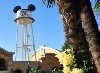Entrance Walt Disney Studios® Park © Disney
