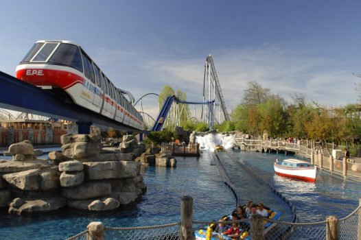 Europa Park, Theme Park & Resort, Germany - Greece Poseidon © Europa Park