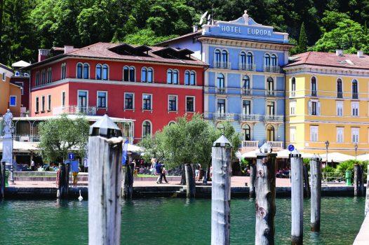 Hotel Europe, Riva del Garda
