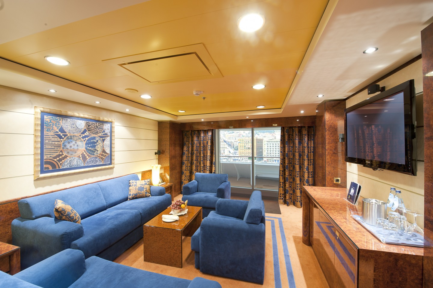 MSC Splendida Cabin Types - Greatdays Travel Group